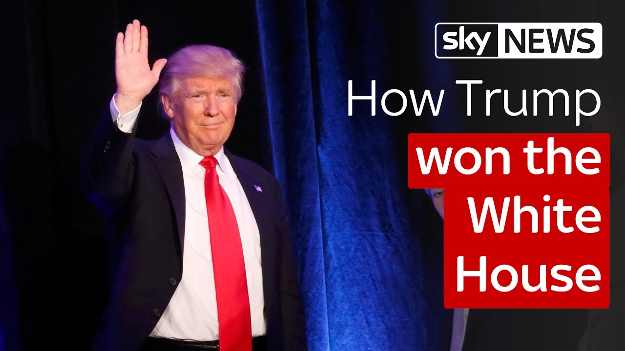 How Donald Trump won the White House | Special Report 8