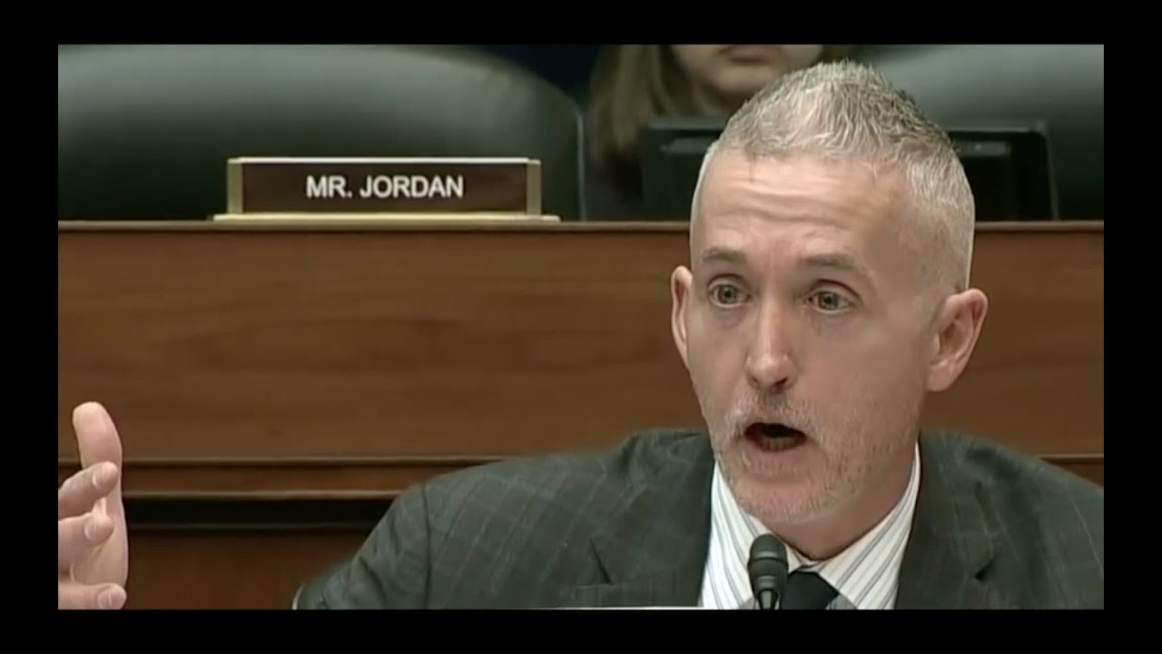 Trey Gowdy Super Pissed at Jonathan Gruber Calling Americans Stupid 5