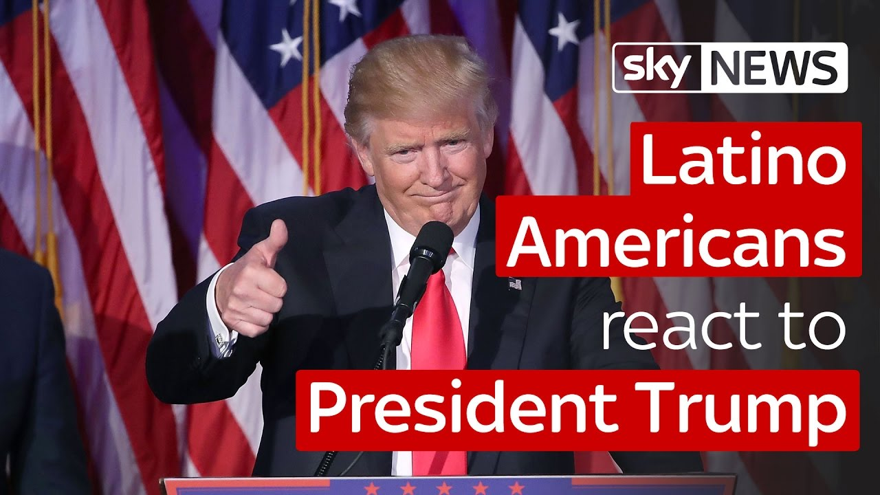 Latino Americans react to President Trump 9