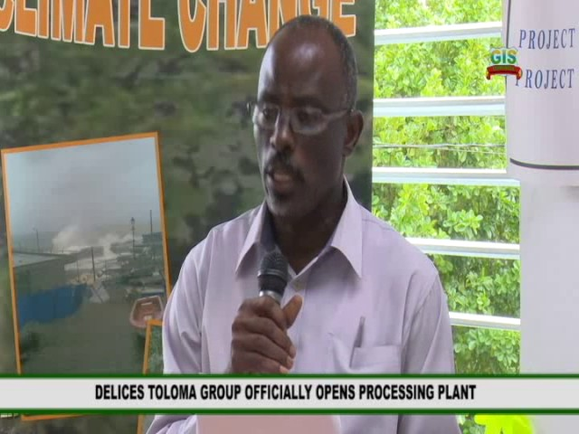 GIS Dominica Special Report: Delices Toloma Group Officially Opens Processing Plant 5