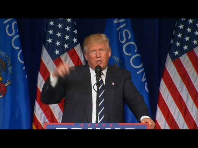 Donald Trump Destroys Hillary Speech 11/1/16: Email Bombshells from Wikileaks 6