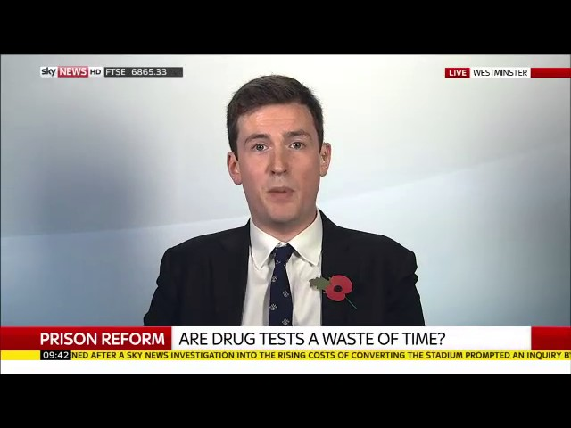 Prison reform: Are drug tests a waste of time? 1