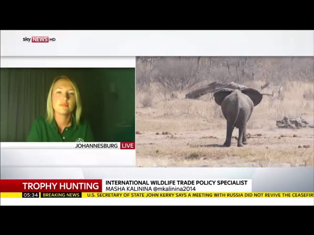Trophy hunting in Namibia 10
