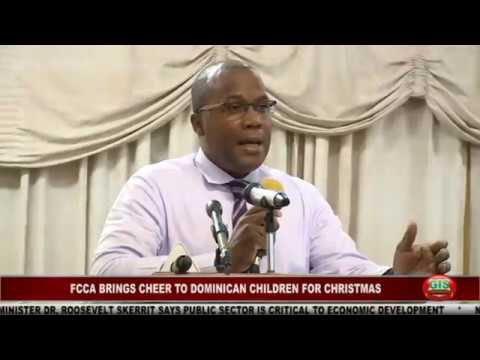 GIS Dominica, National Focus for December 7, 2016 3