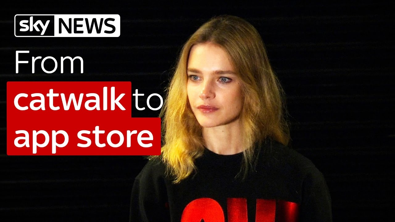 Swipe | From catwalk to app store: Supermodel Natalia Vodianova's move into tech 8