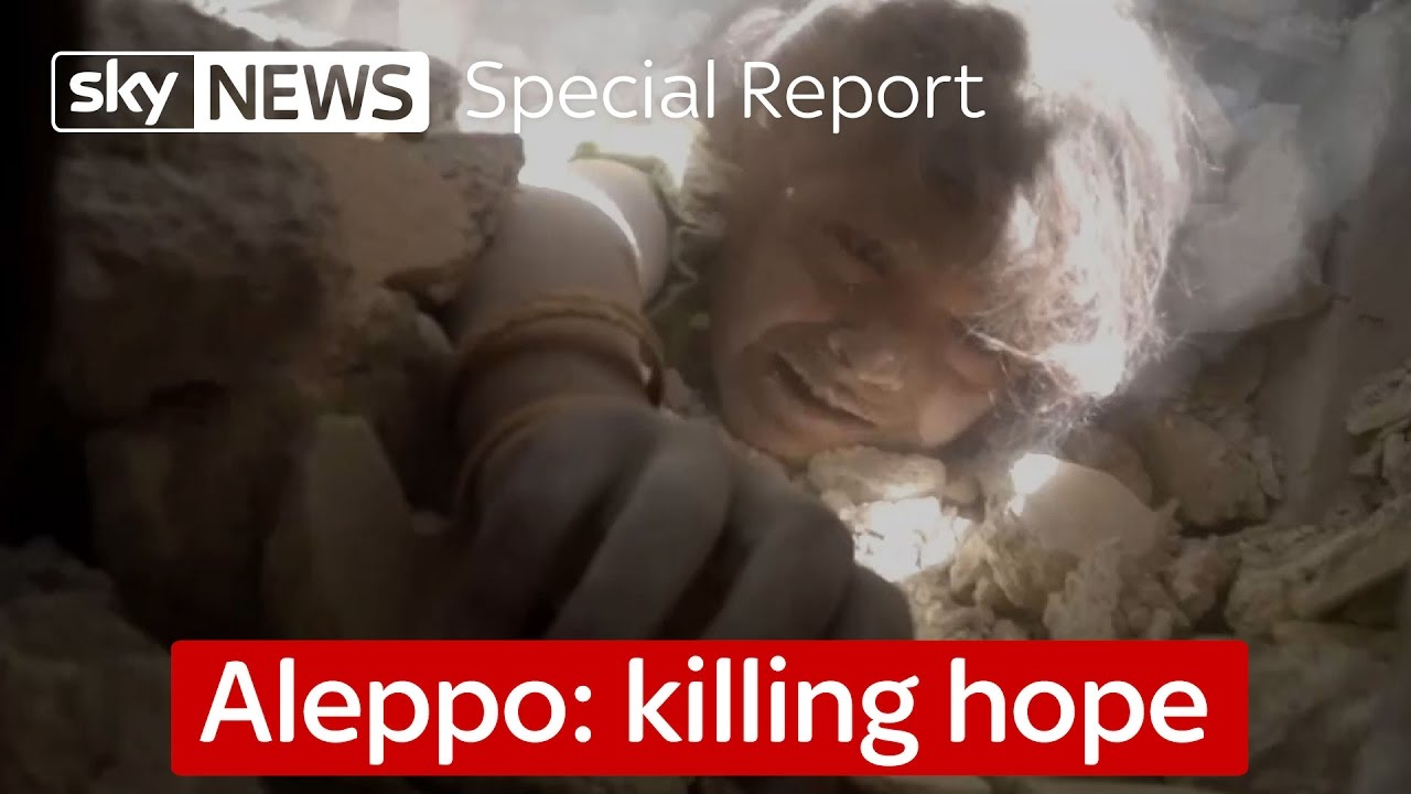 Aleppo: killing hope 5
