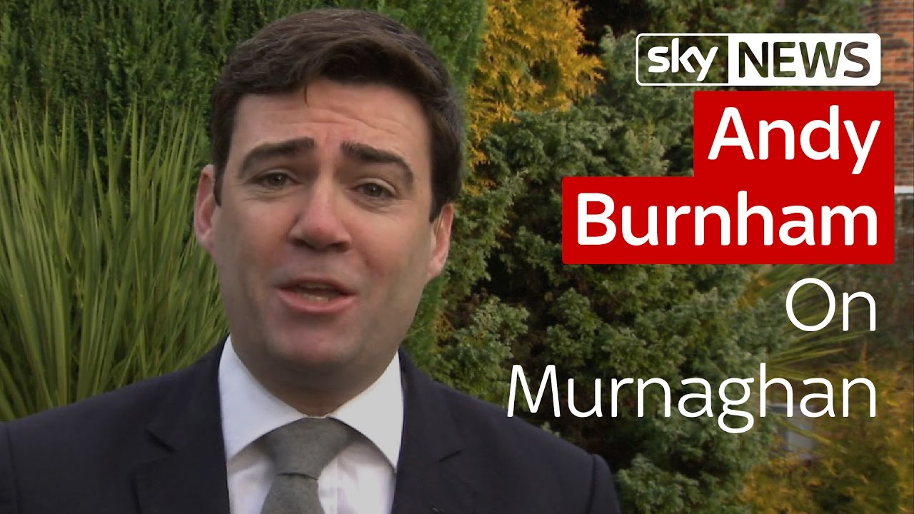 Andy Burnham on Murnaghan 10