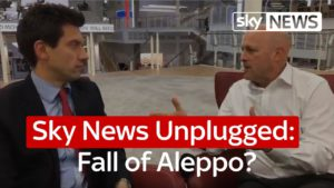 Sky News Unplugged: The fall of Aleppo? 9