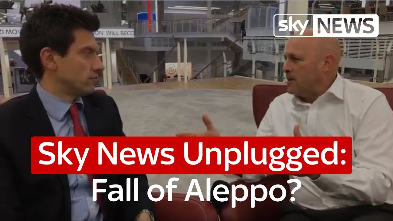 Sky News Unplugged: The fall of Aleppo? 10