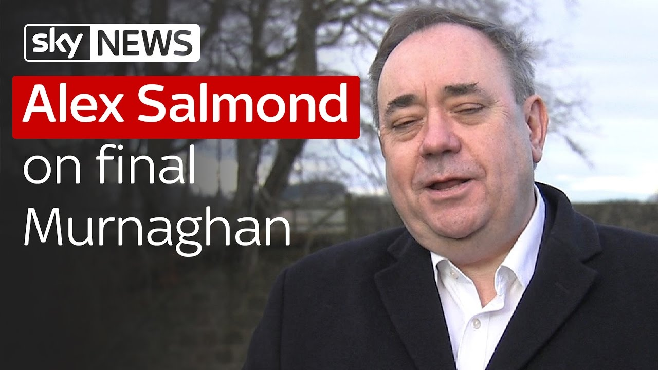 Alex Salmond on final Murnaghan 9