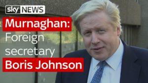 Murnaghan: Foreign secretary Boris Johnson 8