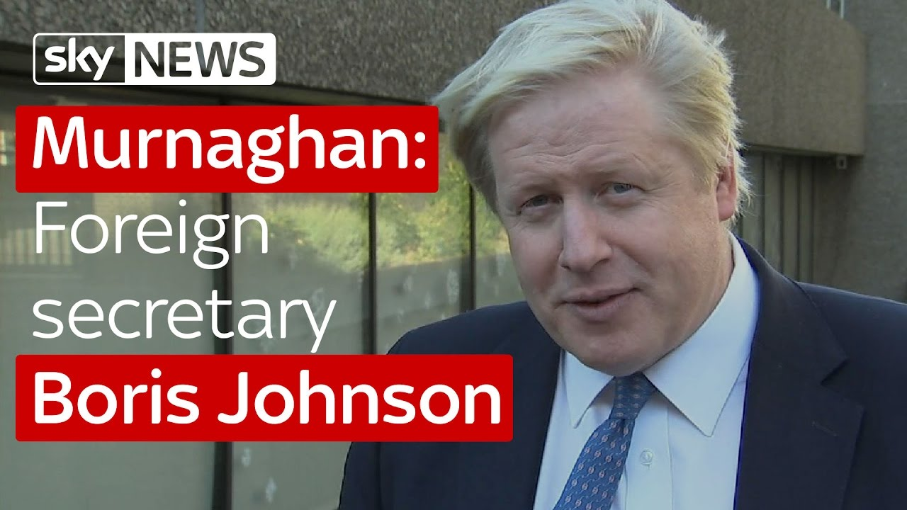 Murnaghan: Foreign secretary Boris Johnson 7