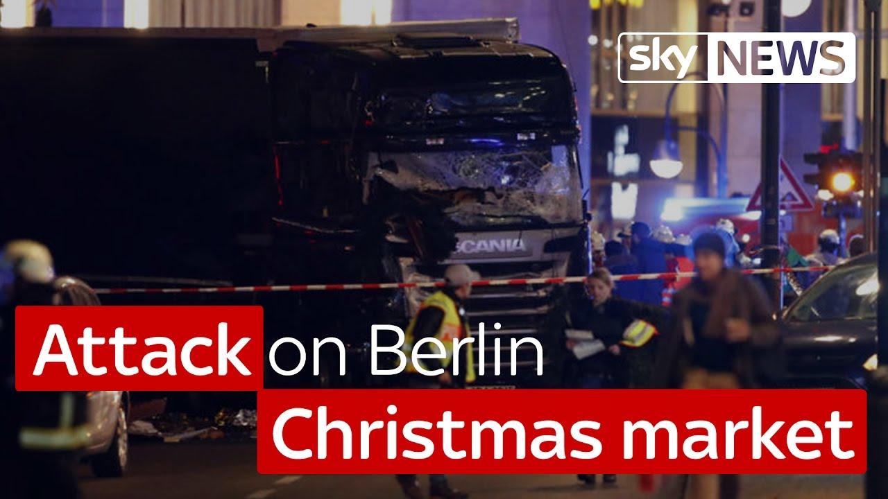 'Attack' on Berlin Christmas market 7