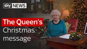The Queen's Christmas Message 6