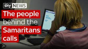 The people behind the Samaritans calls 5