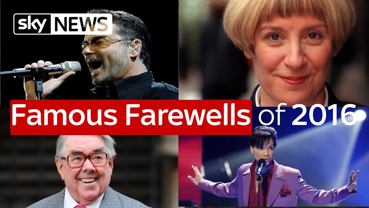 Famous Farewells Of 2016 5