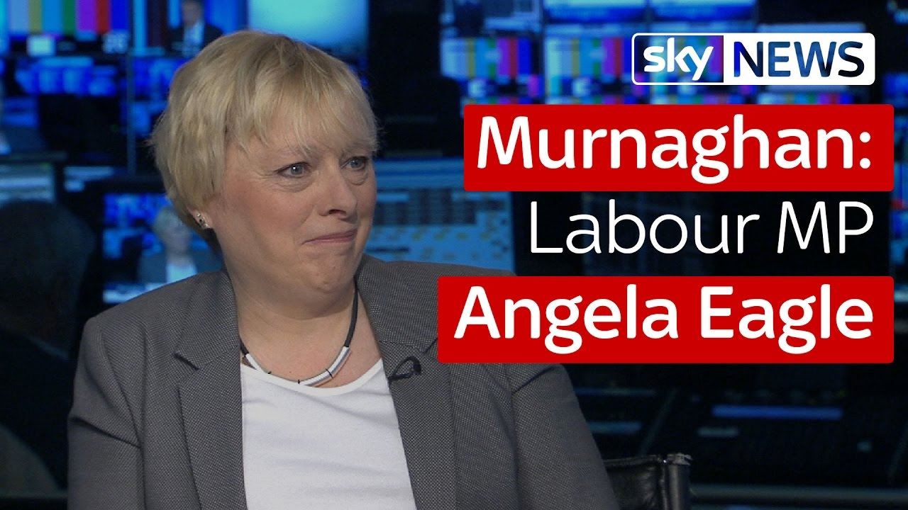 Murnaghan: Labour MP Angela Eagle 10