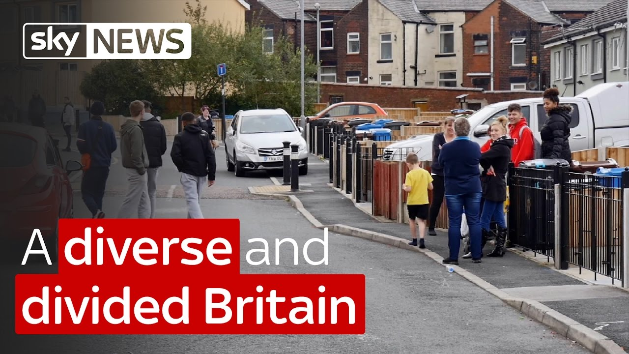 A diverse and divided Britain: The people of Oldham's views 7
