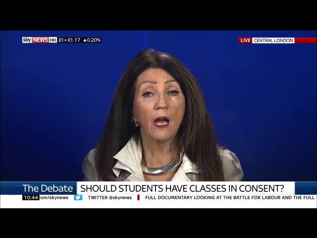 Should students have consent classes? 11