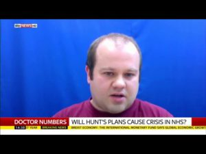 Doctor numbers: Will Hunt's plans cause crisis in NHS? 1
