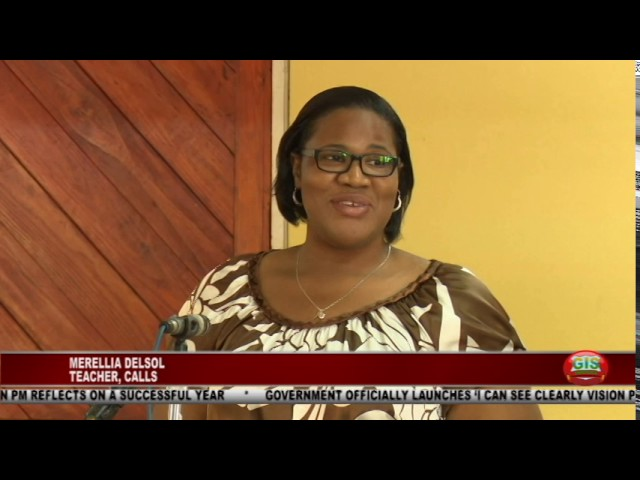 GIS Dominica, National Focus for December 13, 2016 10