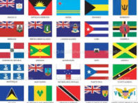 Caribbean Community (Caricom) grouping with President David Granger