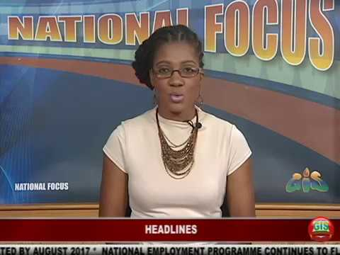 GIS Dominica National Focus for January 24th, 2017 1