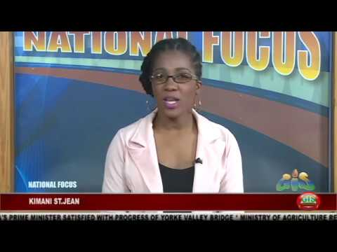 GIS Dominica National Focus, January 27th, 2017 1