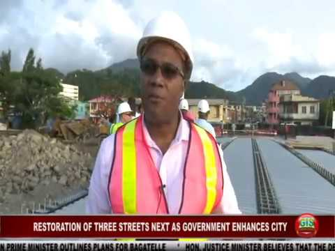 GIS Dominica National Focus for January 19th, 2017 11