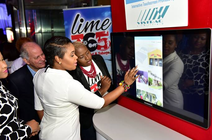Trinidad and Tobago launches Lime 365 campaign and Go Trinbago mobile app 1