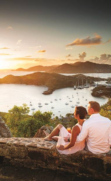 Antigua and Barbuda Launches Tourism Social Media Channel Dedicated To Romance 6
