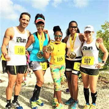 Antigua and Barbuda's Popular Run in Paradise Half-Marathon set for May 28 6
