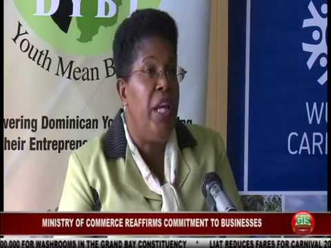 GIS Dominica, National Focus for February 16, 2017 12