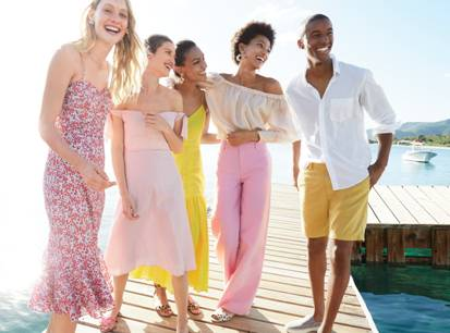 Antigua and Barbuda featured in fashion mega brand J.Crew Fashion Guide 4