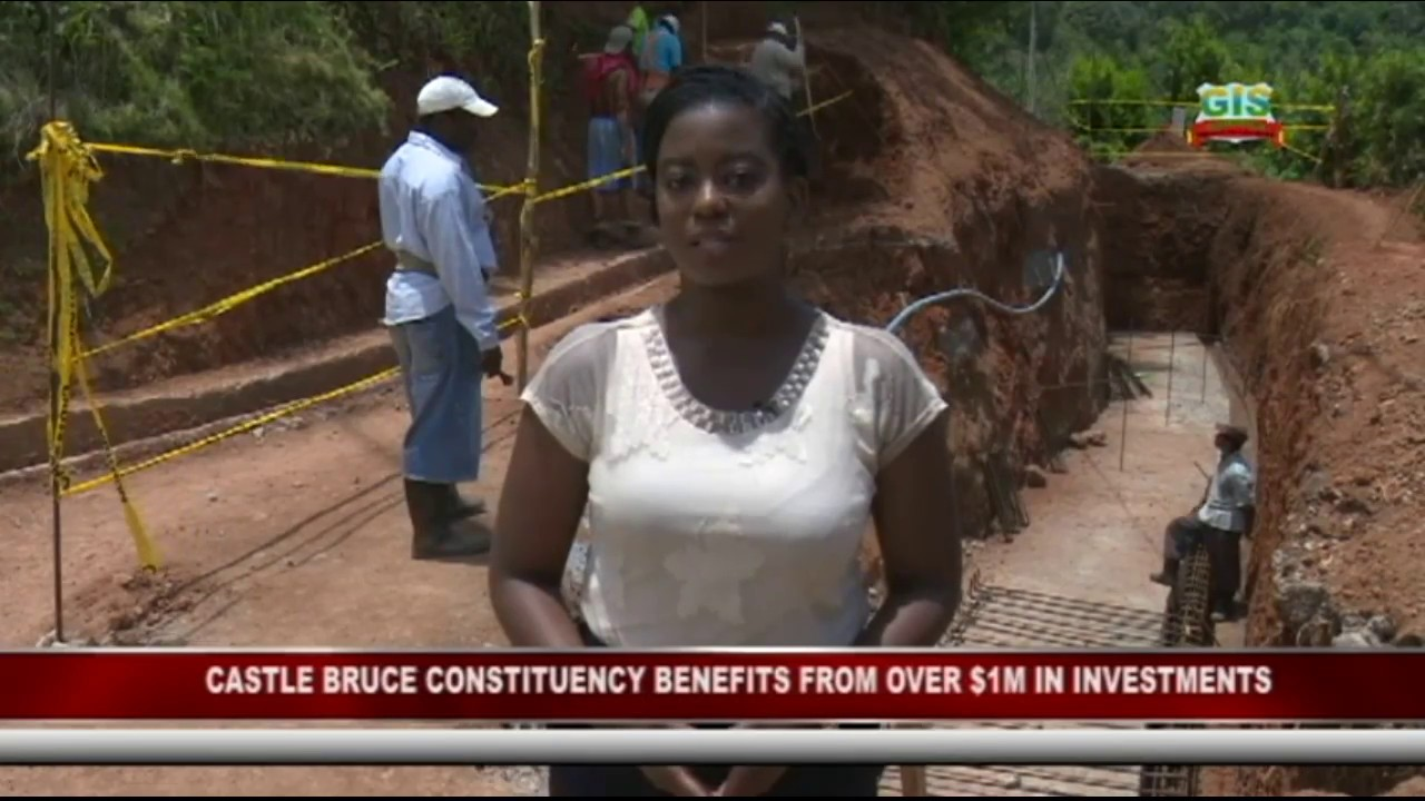 CASTLE BRUCE CONSTITUENCY BENEFITS FROM OVER $1M IN INVESTMENTS 8