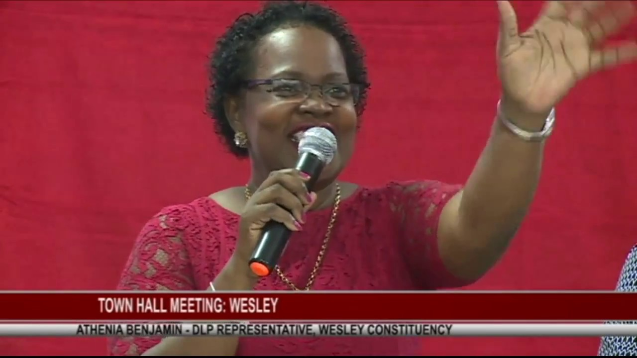 WESLEY TOWN HALL MEETING 4