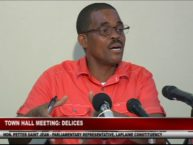 DELICES TOWN HALL MEETING