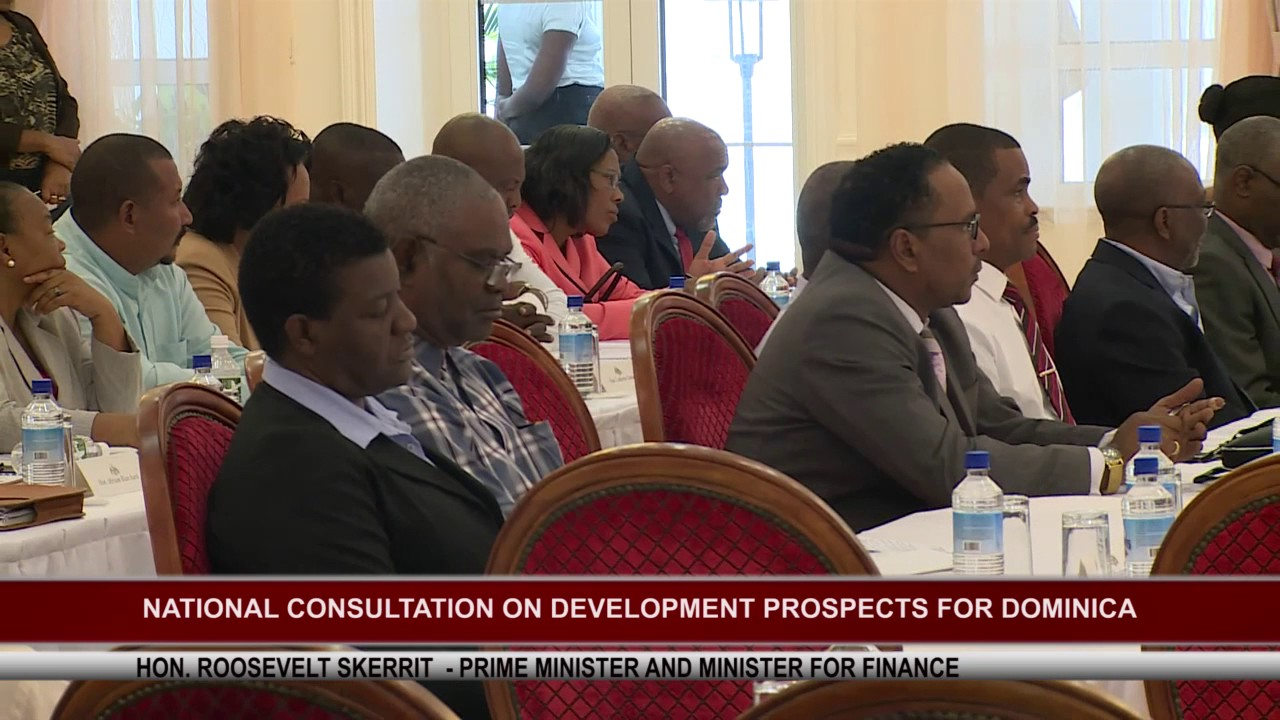 NATIONAL CONSULTATION FOR DEVELOPMENT PROSPECTS 10