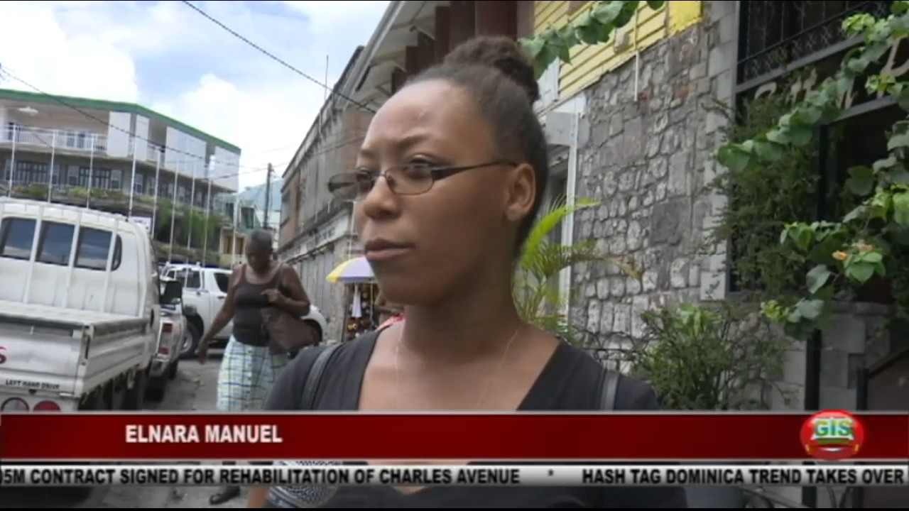 GIS Dominica National Focus for May 16, 2017 3