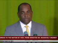 Address to the nation by the Hon. Prime Minister Dr. Roosevelt Skerrit