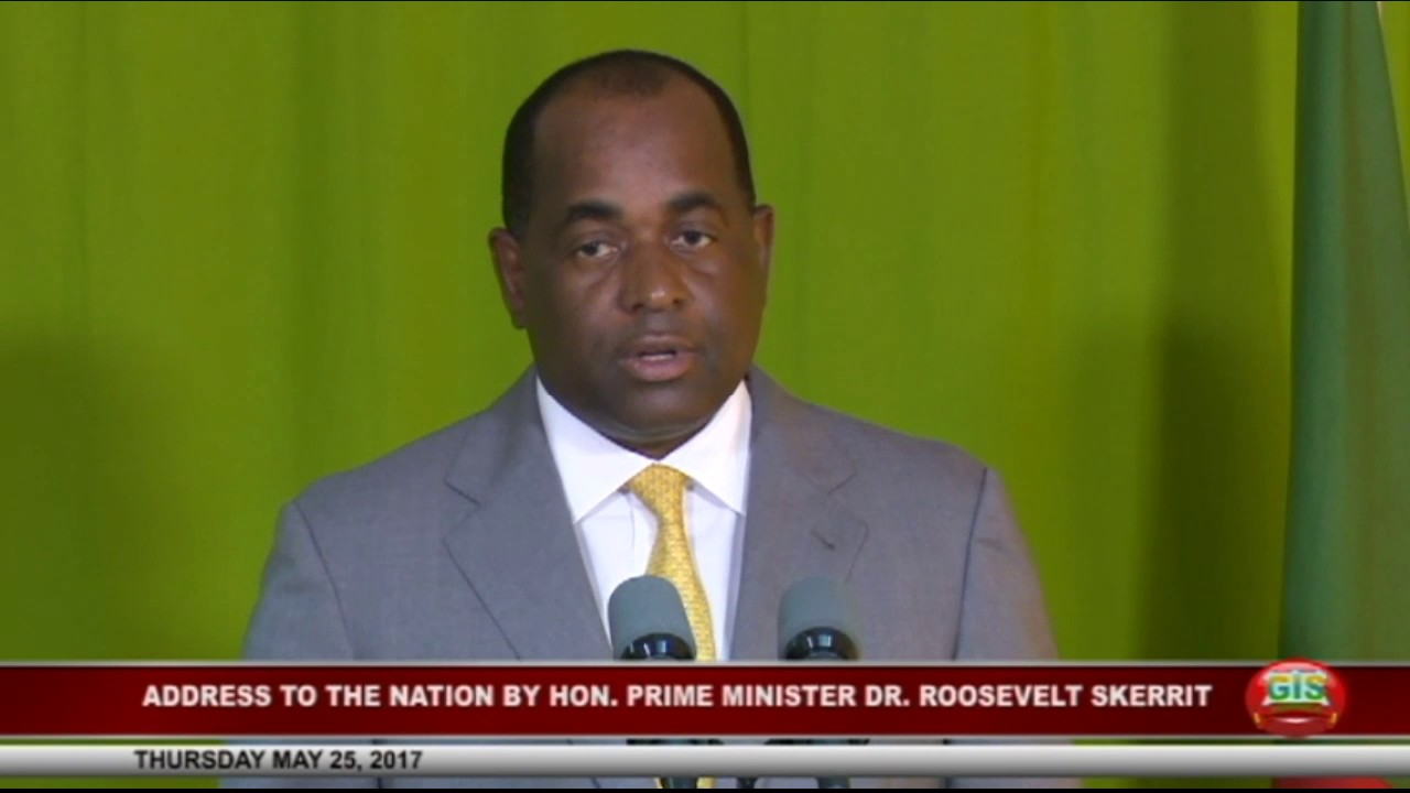 Address to the nation by the Hon. Prime Minister Dr. Roosevelt Skerrit 9