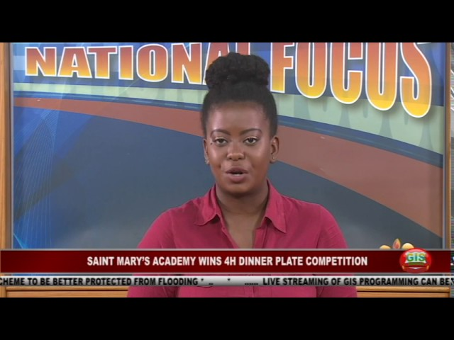 GIS Dominica National Focus May 8, 2017 3