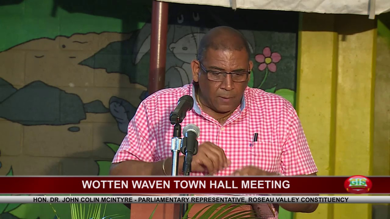 WOTTEN WAVEN TOWN HALL MEETING 6