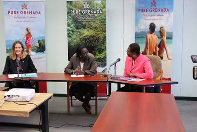 Pure Grenada launches #SOTIC2017 6