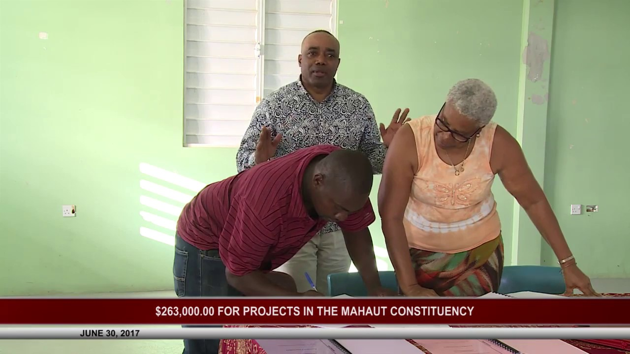 263K FOR MAHAUT VILLAGE COUNCIL JUNE 30 2017 7