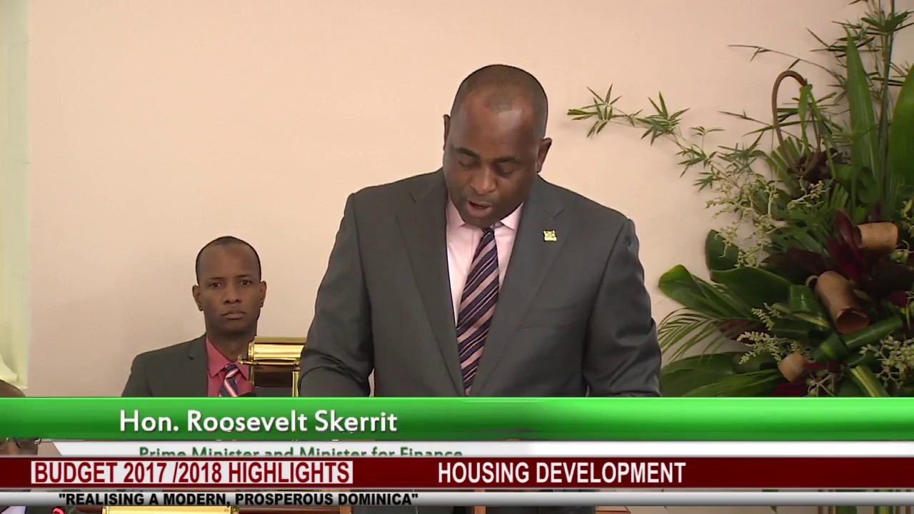 BUDGET 2017 2018 HIGHLIGHTS: HOUSING DEVELOPMENT 3