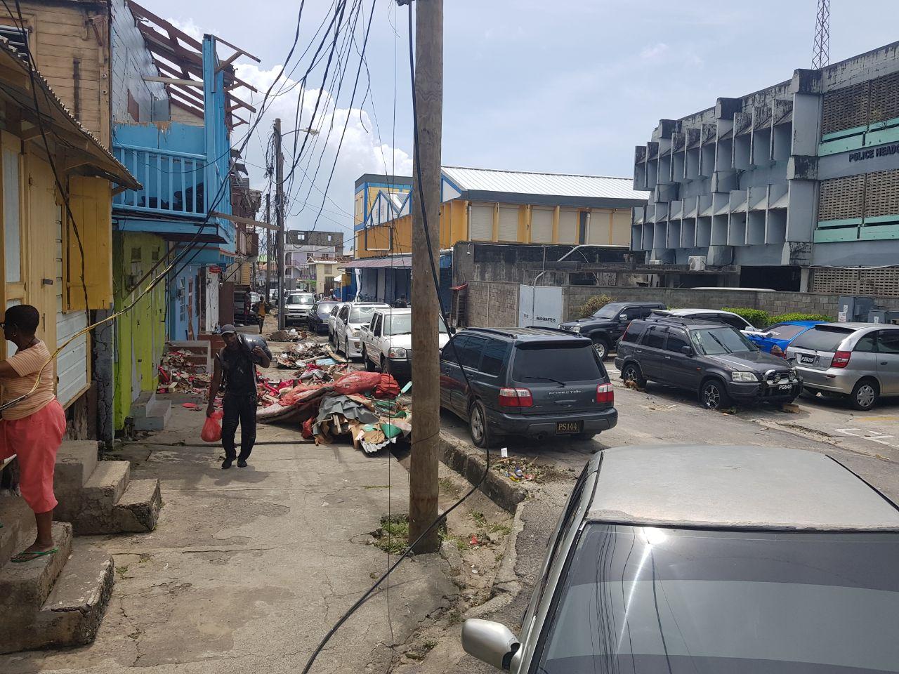 Hurricane Maria Damaged Dominica 7