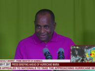 Dominica Prime Minister Roosevelt Skerrit House 2