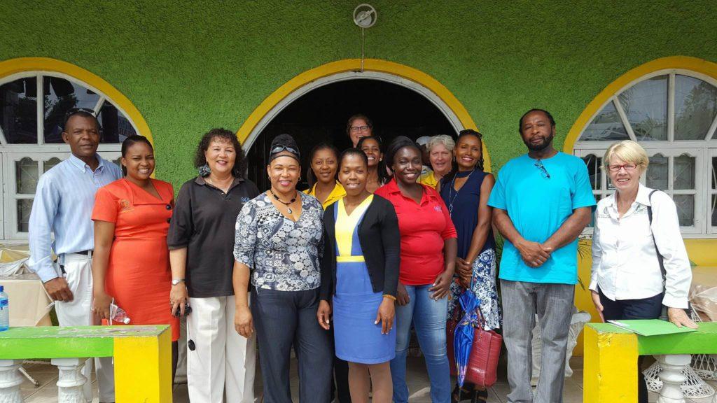 Caribic Vacations Group Captivate Orange Bay Tour