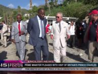 HRH Prince of Wales visits Dominica